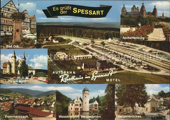 spessart eifel wirtshaus in spessart nr wb11671 oldthing ansichtskarten deutschland. Black Bedroom Furniture Sets. Home Design Ideas