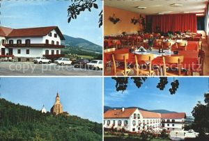 Poellauberg Gasthof Pension Naturparkgebiet Kat. Poellauberg Steiermark