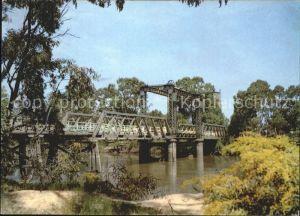 Swan Hill River Murray Kat. Swan Hill