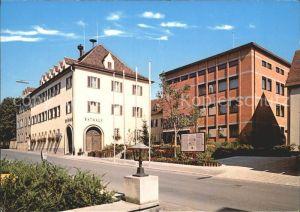 Zirndorf Mittelfranken Rathaus Kat. Zirndorf