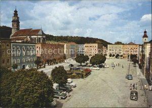 Tittmoning Salzach Stadtplatz Kat. Tittmoning