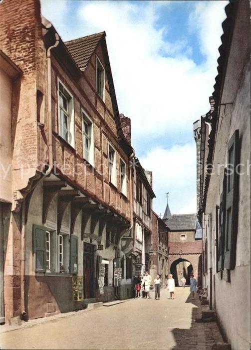 Zons Rheinstrasse Kat. Dormagen