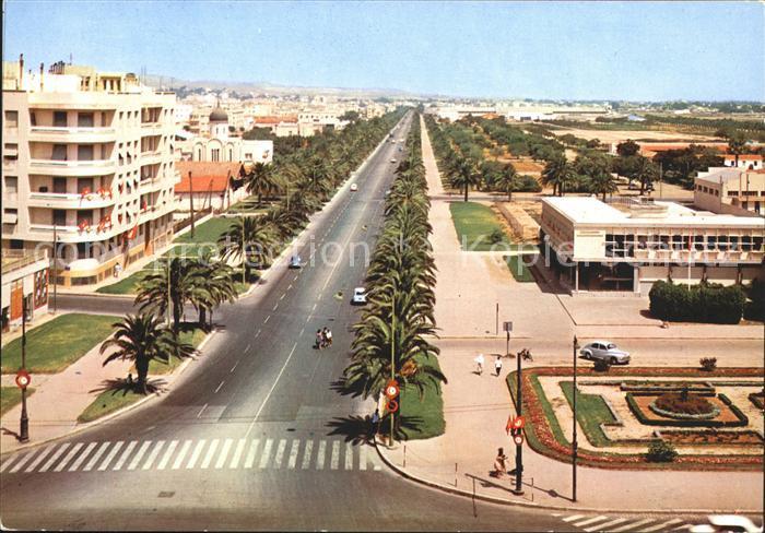 Tunis Avenue Mohammed 5 Kat. Tunis