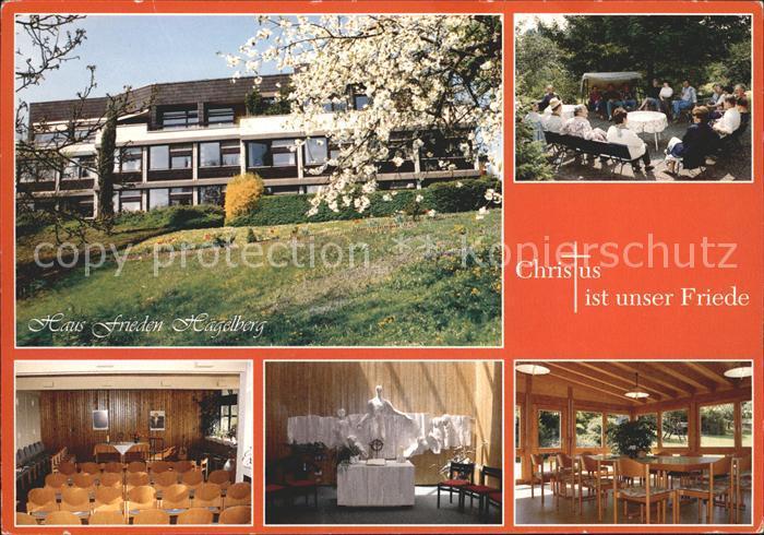 Steinen Wiesental Haus Frieden Haegelberg Kat. Steinen