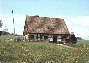 Seiffen Erzgebirge Freilichtmuseum  Kat. Kurort Seiffen Erzgebirge