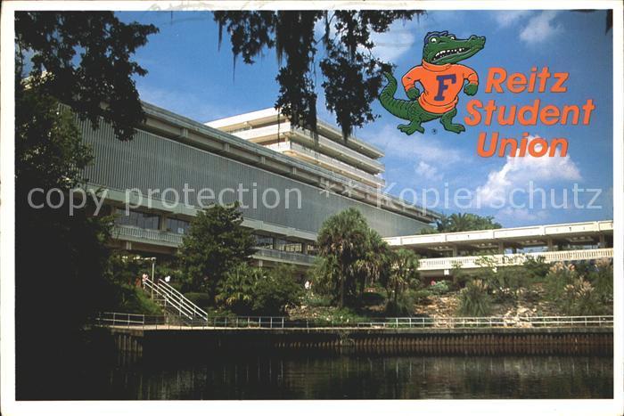 Gainesville Florida Reitz Student Union Kat. Gainesville