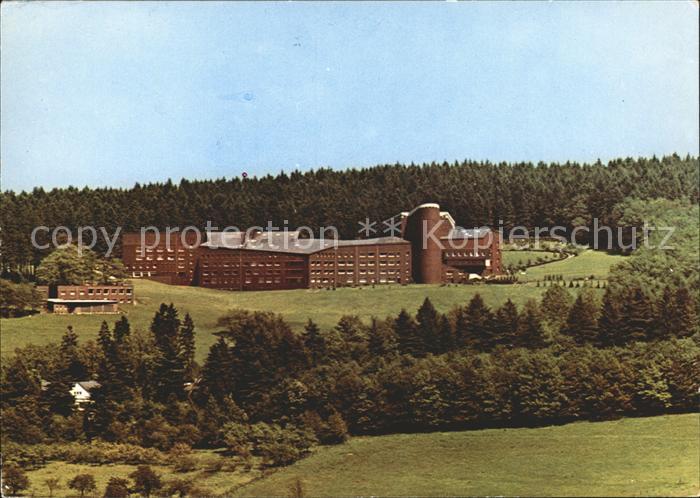 Olpe Biggesee Mutterhaus der Franziskanerinnen Kat. Olpe