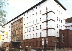Wilmersdorf Berlin Sankt Gertrauden Krankenhaus / Werneuchen /Barnim LKR