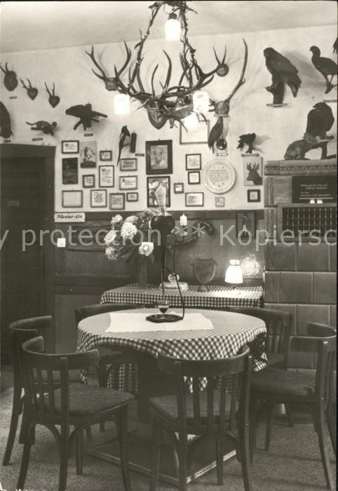 Wandlitz Restaurant Cafe Zur Waldschaenke am Rahmersee Kat. Wandlitz ...