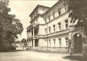 Kreischa Wismut Sanatorium Kat. Kreischa Dresden