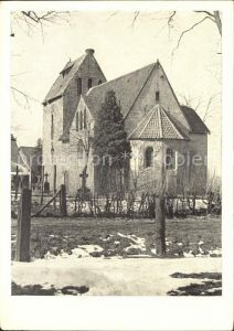 Idensen Alte Sigwardskirche Kat. Wunstorf