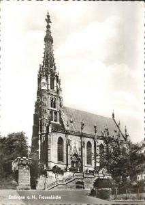 Esslingen Neckar Frauenkirche Kat. Esslingen am Neckar