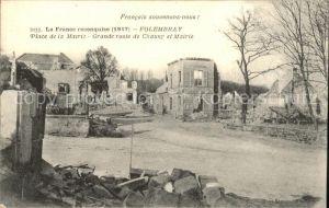 Folembray Place de la Mairie / Folembray /Arrond. de Laon