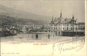 Goldau Bahnhof / Goldau /Bz. Schwyz