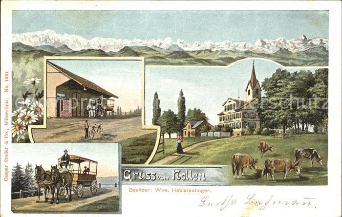 Hosenruck Hotel Nolle / Hosenruck /Bz. Muenchwilen