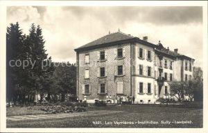 Verrieres Les Institution / Les Verrieres /Bz. Val-de-Travers