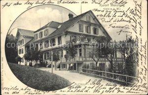 Menzberg Kurhaus / Menzberg /Bz. Willisau