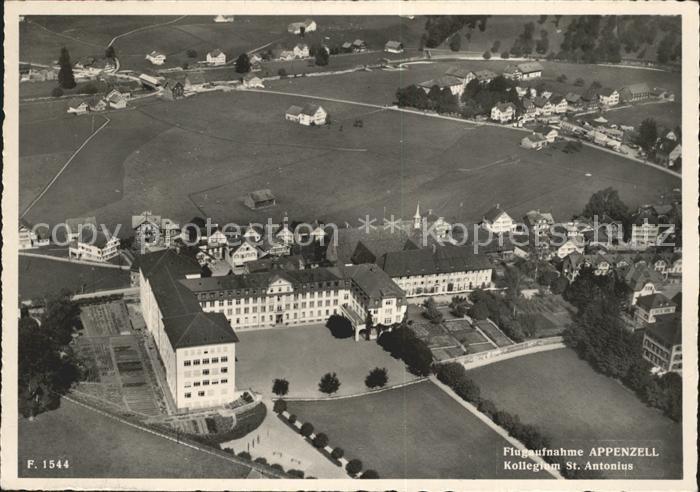 Appenzell IR Kollegium Saint Antonius / Appenzell /Bz. Appenzell IR