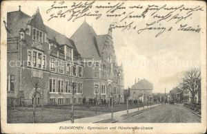 Euskirchen Gymnasium Muenstereiflerstrasse / Euskirchen /Euskirchen LKR