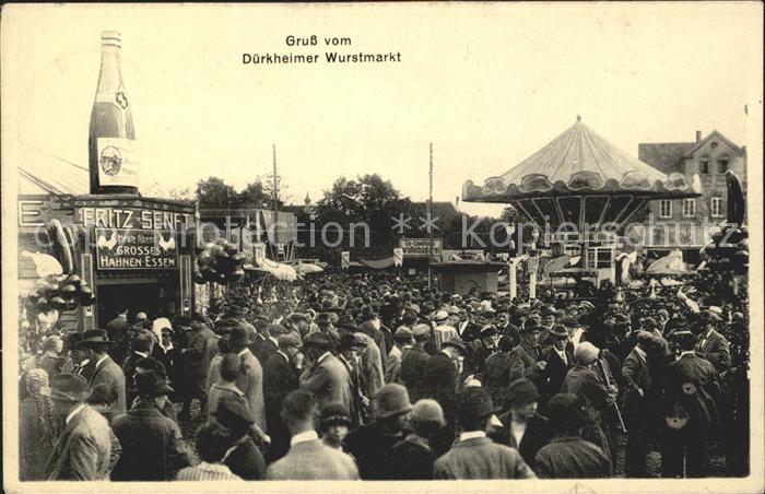 Duerkheim Bad Wurstmarkt / Bad Duerkheim /Bad Duerkheim LKR