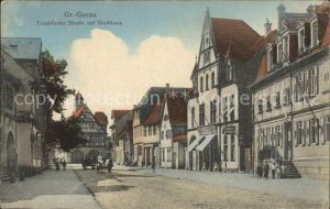 Gross-Gerau Frankfurter Strasse Stadthaus  / Gross-Gerau /Gross-Gerau LKR