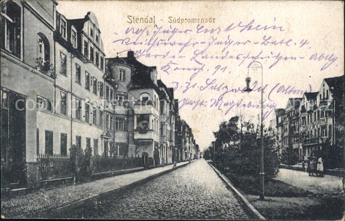 Stendal Suedpromenade / Stendal /Stendal LKR
