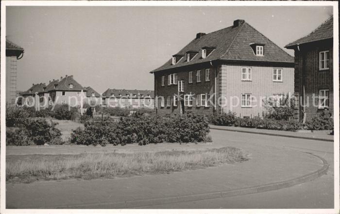 Norderney Nordseebad Strassenpartie Wohnhaeuser Kat. Norderney