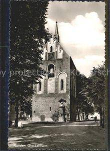 Norden Ostfriesland Glockenturm  Kat. Norden