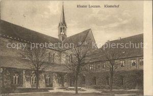 Loccum Kloster Loccum Klosterhof Kat. Rehburg Loccum