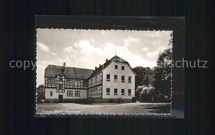Gronau Leine Altersheim Kat. Gronau (Leine)