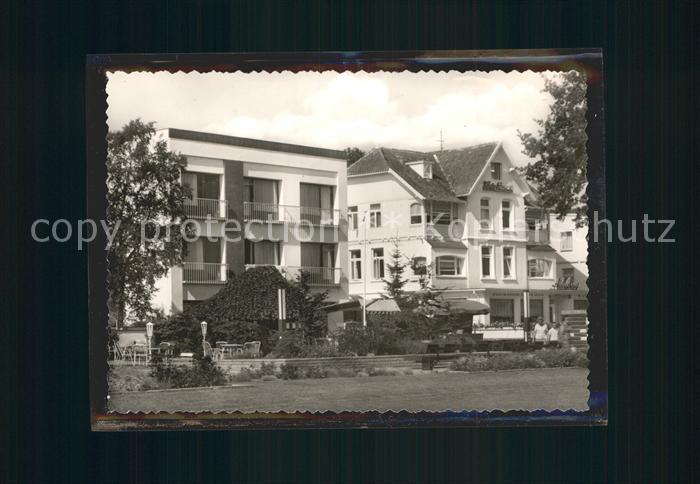 AK Timmendorfer Strand Kurhotel Haus Oldenburg