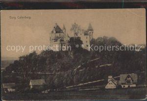 Calenberg Burg Kat. Warburg