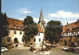 Warburg Westfalen Altstaedter Markt  Kat. Warburg