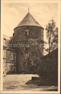 Waldeck Edersee Burghotel Schloss Waldeck Kat. Edertal