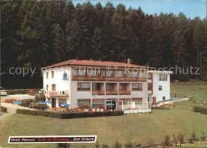 Bad Driburg Hotel  Pension Cafe Am Rosenberg Kat. Bad Driburg