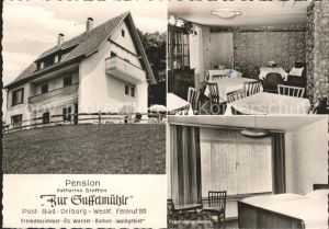 Bad Driburg Pension Kat. Bad Driburg