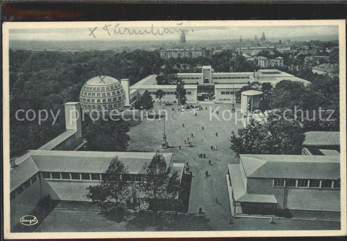 Dresden Jahresschau Deutsche Arbeit Kat. Dresden Elbe
