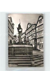 Marburg Lahn Denkmal Kat. Marburg