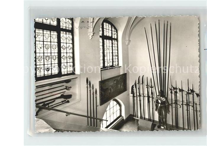 Celle Niedersachsen Bomann  Museum Deutsche Waffen Kat. Celle