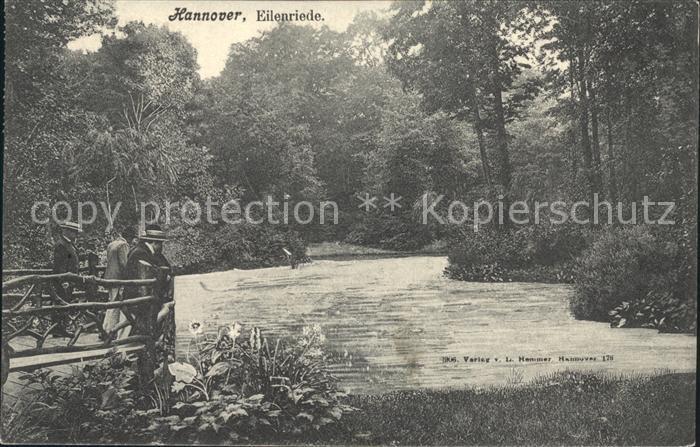 Hannover Eilenriede Kat. Hannover