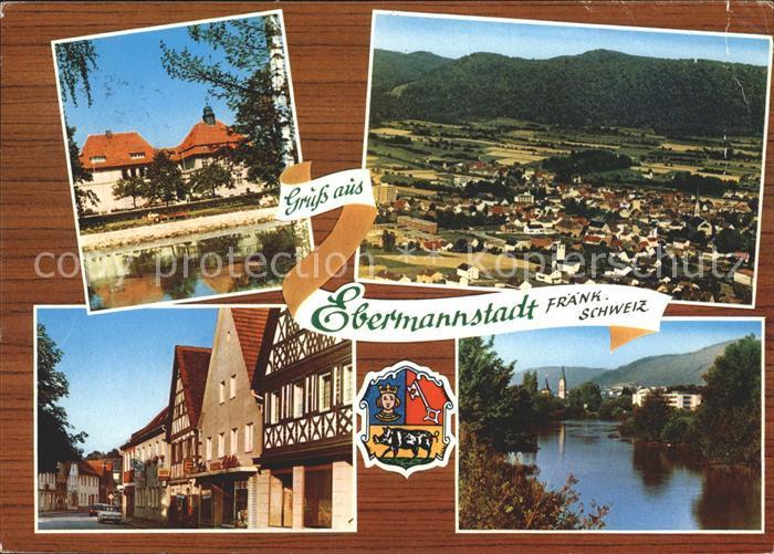 Ebermannstadt  Kat. Ebermannstadt