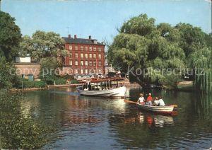 Odense Bootsfahrt auf der Odense Aa Kat. Odense