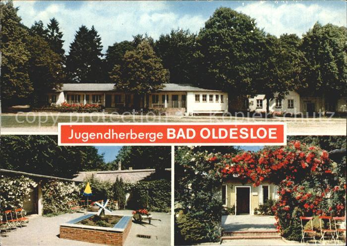 bad oldesloe 9 teilbilder 1961 nr 0084728 oldthing ansichtskarten deutschland plz 20. Black Bedroom Furniture Sets. Home Design Ideas