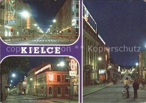 Kielce Ulica Henryka Sienkiewicza Kat. Kielce