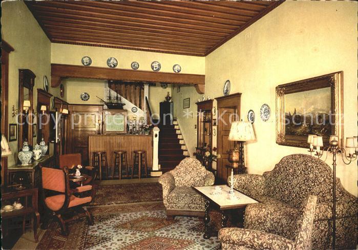 Annweiler Trifels Kurhaus Trifels Hotel Restaurant Cafe Kat. Annweiler am Trifels