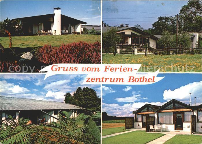 Bothel Rotenburg Ferienzentrum  Kat. Bothel