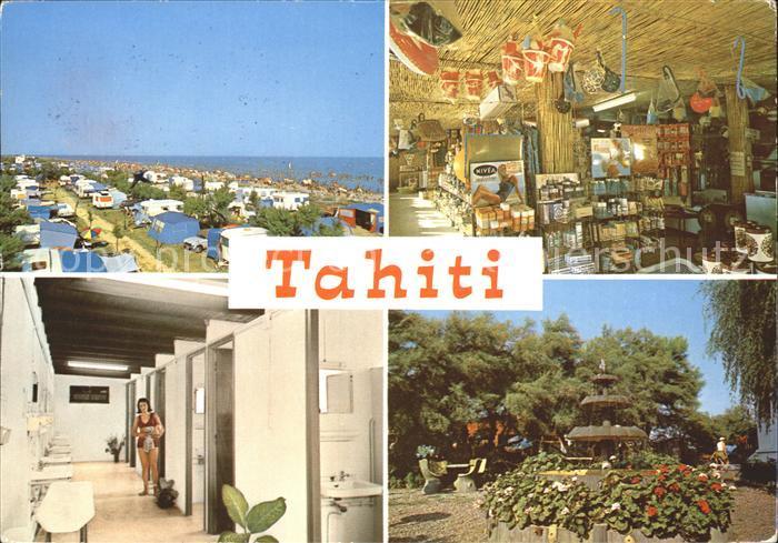 Frontignan Herault Tahiti Camping Kat. Frontignan 0