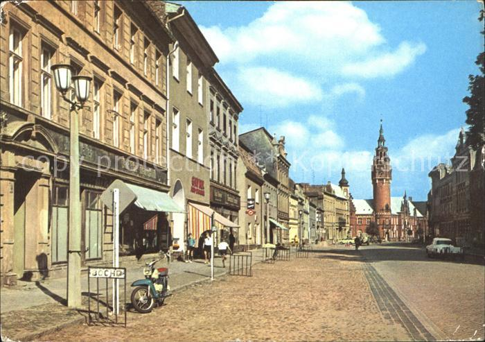 Dahme Ostseebad Wilhelm Pieck Strasse Kat. Dahme