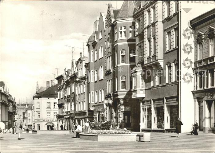 Zeitz Leninstrasse Kat. Zeitz