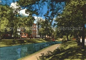 Nienburg Weser Wallanlagen / Nienburg (Weser) /Nienburg LKR